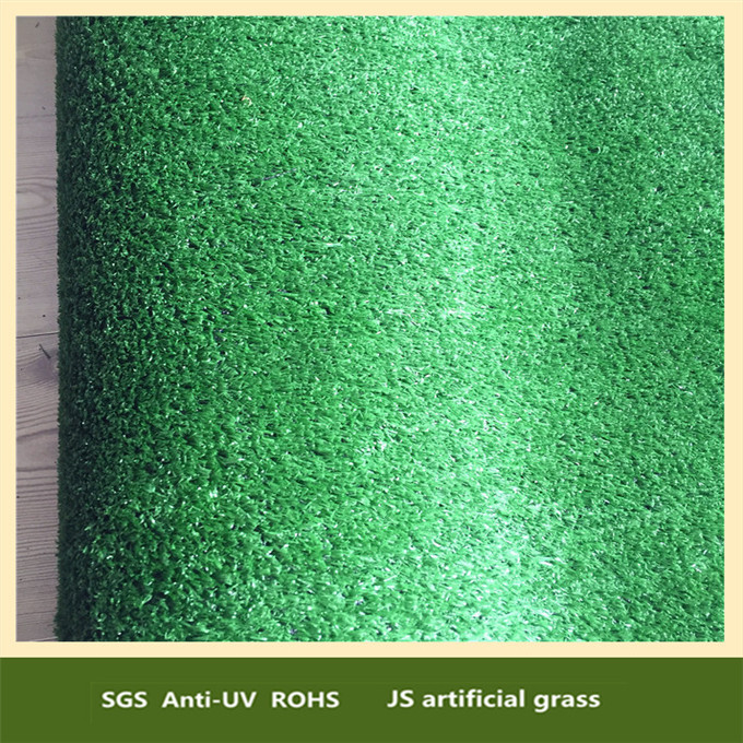Inexpensive synthetic turf grass plastic matting for grass