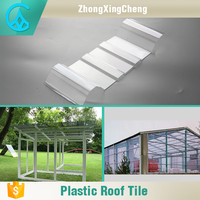 2016 new construction building material /plastic raw materials roofing sheet prices /corrugated polycarbonate sheet for greenho