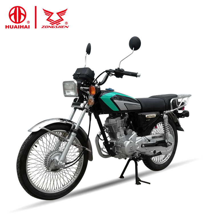2018 professional design china supplier 125CC gasoline motorcycle for sale
