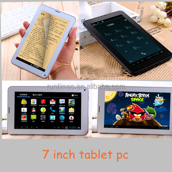 Factory price android 7 inch tablet pc/bluetooth wifi <strong>driver</strong> mid/1.5ghz ddr3 cortex A13 mini pc