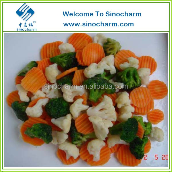 Frozen Foods California Style Vegetable Mix