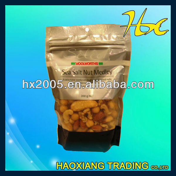 peanut package bag meat /rice/sugar/candy packing for meat packing