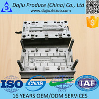 OEM and ODM with ISO certified plastic medical device enclosure injection mold