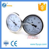 bimetal thermometer bimetallic thermometer thermometer for furnace