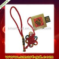 Mini USB key can be external hard drive OEM logo wholesale