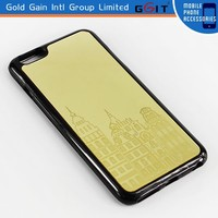 [GGIT] Special Smartphone Case for Apple for iPhone 6 plus, TPU Glass Mobile Phone Cover for Apple