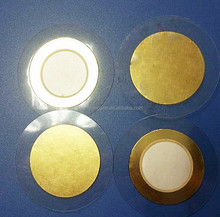 Piezo ceramics films(Diameter 20mm, 27mm, 35mm, 50mm)