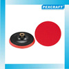 Best quality, Plastic Backing Pad with Velcro,125mm