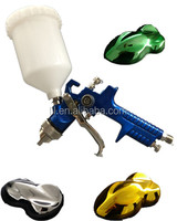 best selling liquid image silver spray painitng system chrome spray gun NO. H-827