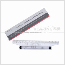 Kearing 30cm & 12'' architectural drawing ruler / parallel rolling ruler # MPR