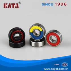 China zhejiang factory high quality ball bearing for ceiling fan factory widely used in electric cars,motorcycles,electric tools