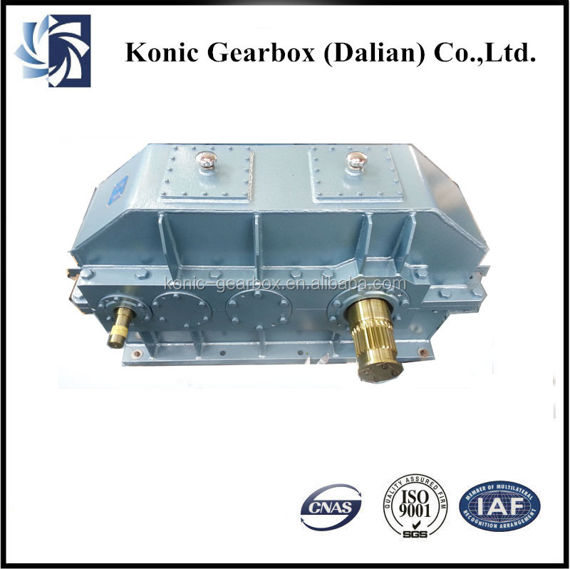 Customized differential sprial gearbox with OEM design