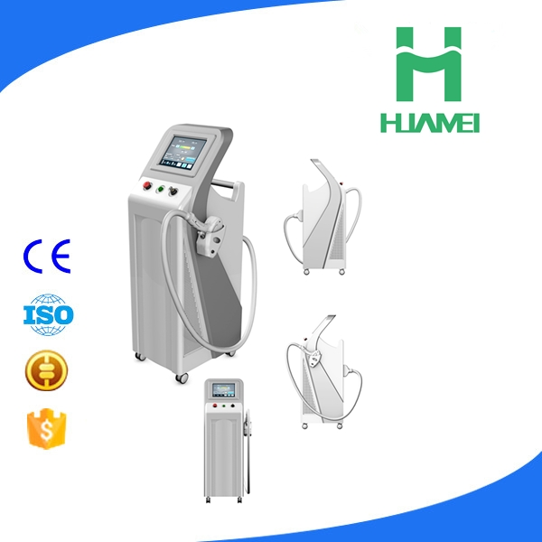 China Supplier 808nm shr ipl laser hair removal machine