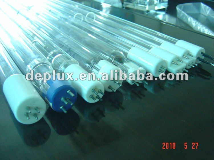 UV lamp UV germicidal lamp UVC lamp Ultraviolet rays Hot cathode Quartz UV Germicidal Lamp