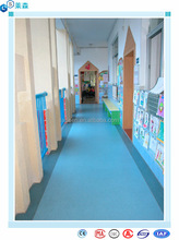 environmental protection does not contain formaldehyde Easy install and remove PVC materail children soft play flooring