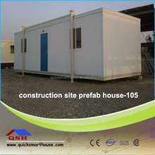 strong earthquake resistance High qualtiy prefab houses