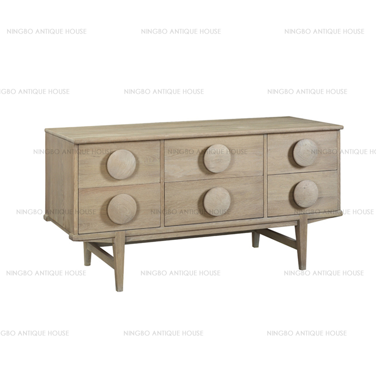 Simple style Wooden modern tv cabinet