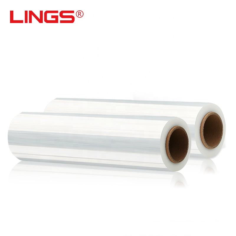Pallet Shrink Wrap Polyethylene Transparent Lldpe Stretch <strong>Film</strong>