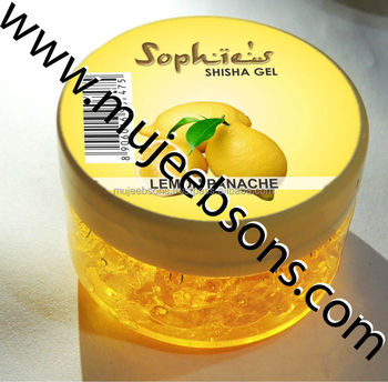 SHISHA GEL SOPHIES HOOKAH LEMON FLAVOUR