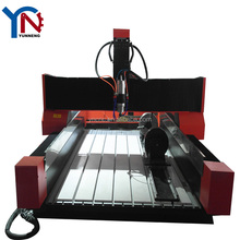 Hot sell wood 3d carving machine cnc router with ATC