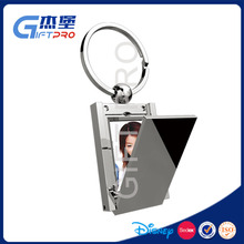 hot sale keychain photo viewer with laser printing