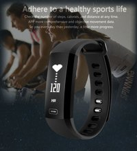 Best Smart Bracelet Band M2 with Heart Rate/Sleep Monitor Pedometer Blood Pressure/Blood Oxygen health tracker