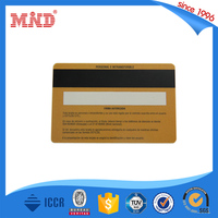 MDP526 Wholesale price ENCODED MAGNETIC STRIPE CARD