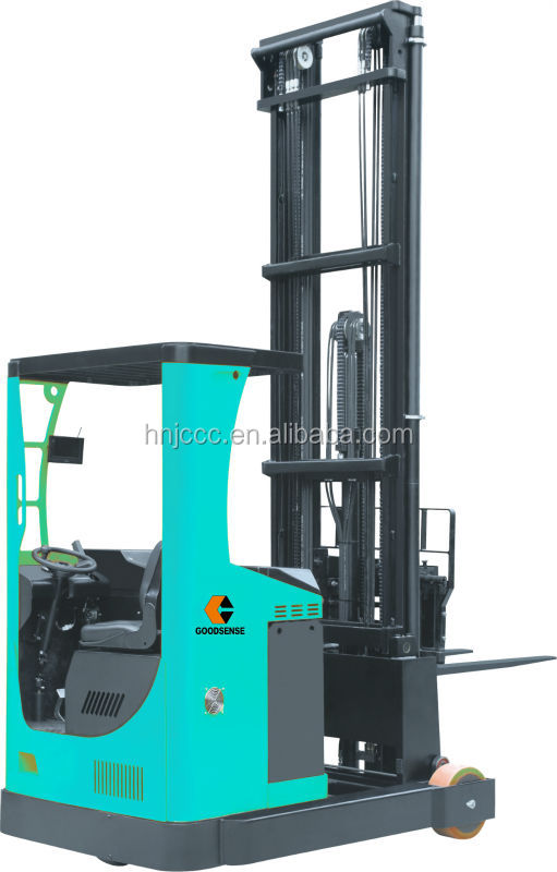 1.8 ton reach lift trucks for sale with CE