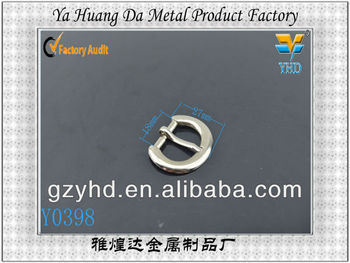 Fashion quality stainless steel belt buckles
