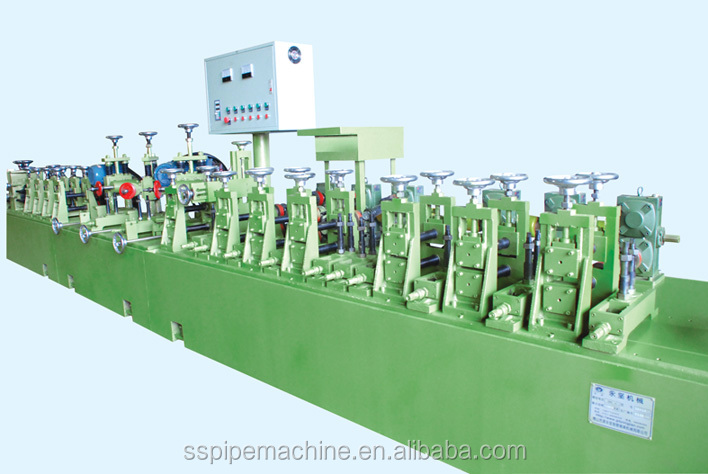 stainless steel furniture pipe making machine for sale