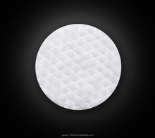 High efficiency without injury cosmetics pads
