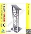 bar lectern podium easy to assemble