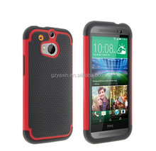 Low price china mobile phone for htc one m8 diamond case
