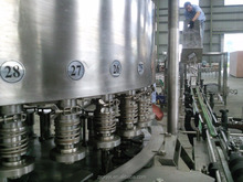 Automatic Cans Filling Production Line for Filling Beverage