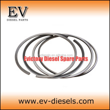truck engine parts V22C V26C piston ring set for HINO diesel