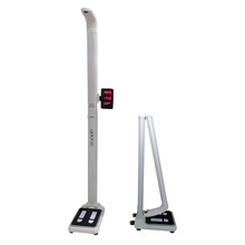 Foldable ultrasonic scale bmi weighing and height measuring machines