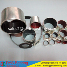 Bushing 1410 1412 1415 1420 1425 samples free oiless SF-1 teflon material + steel made DU bush