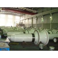 thermal spraying or metallizing service for metal part