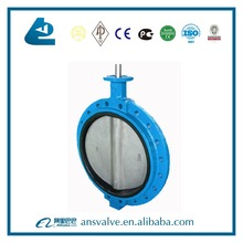 13 Series Bare Shaft Butterfly Valve