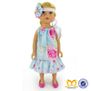Trendy Cotton Wholesale Doll Clothes 18