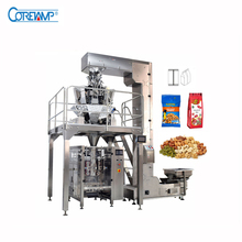 Automatic Granular Materials Legume Pulses Packing Machine