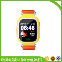 new product kids gps watch for intercom voice messages cect wrist watch phone