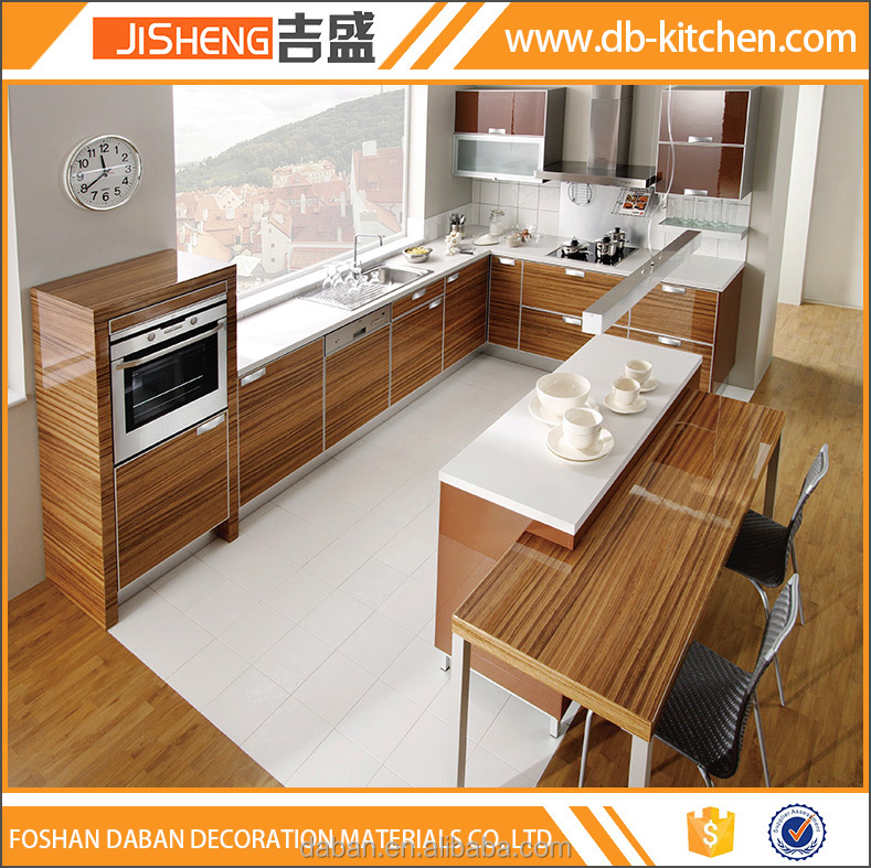 ready made kitchen cabinets whole set for sale