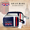 2017 Fashion PLAYEAGLE golf pouch with embroidery logo in golf bag