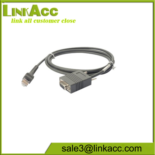 RS-232 Cable (7 ft. Straight, Standard DB-9F TxD-2). Requires Power supply FOR Motorola Cable