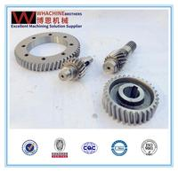 Customized worm gear box single person electric transport vehicle