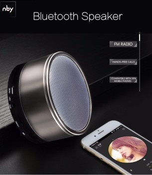 New Wireless Bluetooth Mini Speaker Support FM Radio For Mobile Phone