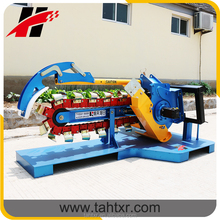Trencher attachment for mini skid steer loader