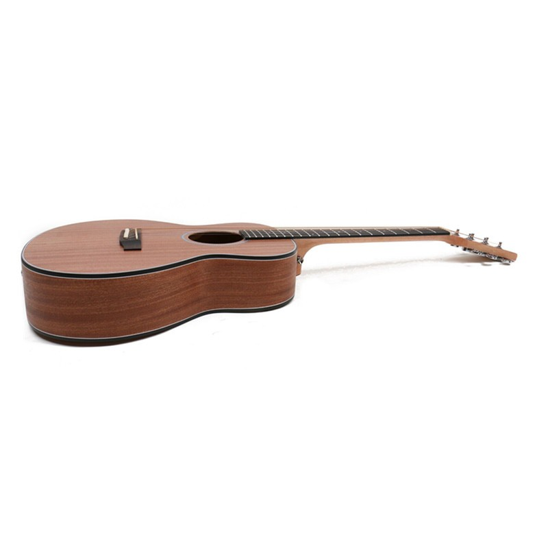 36 inch instrument all sapele small acoustic gutiar kids FA-36SS