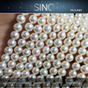 loose button pearl freshwater loose pearls loose irregular freshwater pearl